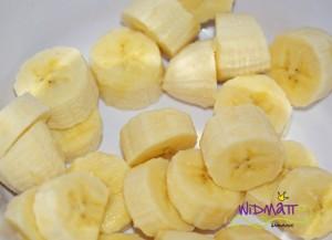 Bananengewürzkuchen Banane