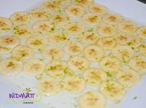 Mazerierte Bananen