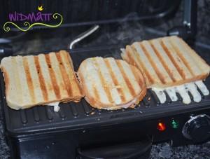 Fust panini grill