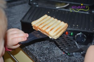 Panini am rausholen