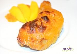 Poulet an Mangosauce 2