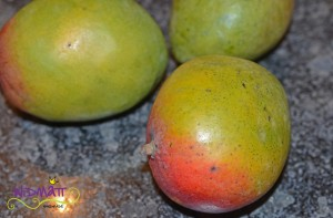 Poulet an Mangosauce Mango
