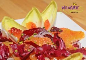 Randen ORangensalat mit Pistazien 1