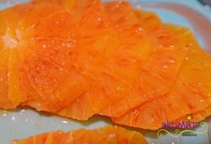 Randen Orangensalat Orangenscheiben