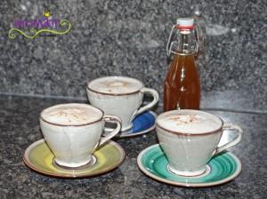 Chai Sirup mit 3 Tassen