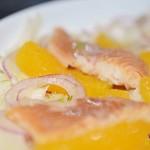 Fenchel Orangen Forellen Salat klein 1