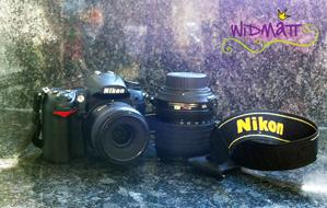 Kamerausrüstung 1