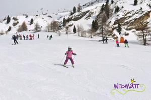 Skifahren chlini