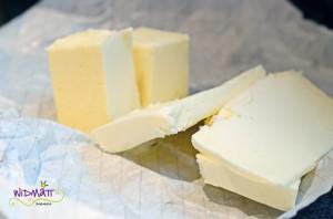 Käsebisuit butter
