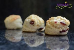 Scones m Cranberries1