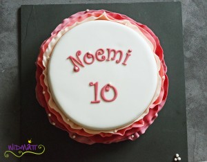 Noemi Torte von oben