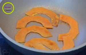 Spargelsalat Melonensplaten grillieren