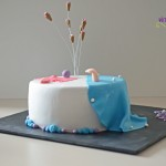 Badi Torte ganz