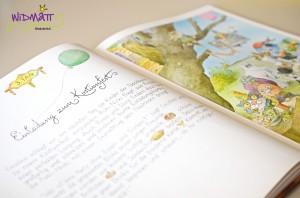 Ferientagebuch einladung