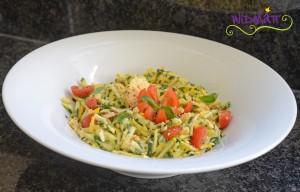 Zucchetti Käse Salat 1