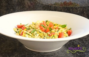 Zuchetti Käse Salat