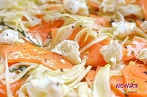 Fenchel Melonensalat 3