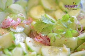 Gurkensalat 1