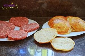 Schwingerburger z grillieren