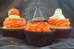 Halloween Cupckaes 3