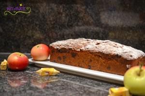 Apfel Caramel Cake 1