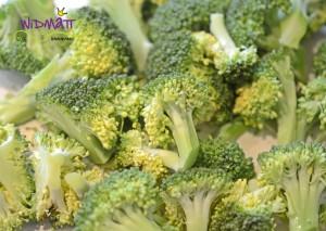 Grüner Risotto  Broccoli