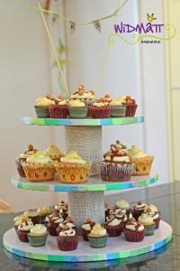 Ccupcake Torte