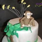 Affentorte Affe
