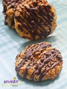 widmatt.ch Cookies mit Haferflocken & Schokolade