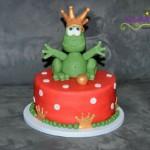 Froschkönigtorte