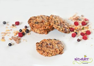 widmatt.ch Müsli Cookie