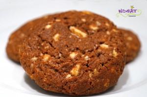 widmatt.ch Cookies mit Ovo und weisser Schokolade