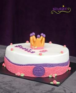 widmatt.ch Prinzessin Torte mit Krone