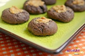 widmatt.ch Cookies mit Erdnussbuttergupf