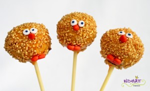 Betty bossi cake pops