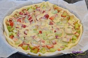 widmatt.ch Rhabarberkuchen mit Kardamom