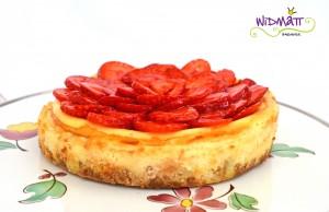 widmatt.ch Erdbeer Cheesecake