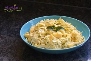 widmatt.ch Fenchel Salat mit Mango