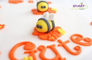 Bienen Torte 1