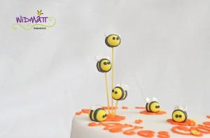 Bienen Torte 10