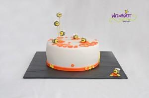 Bienen Torte 12