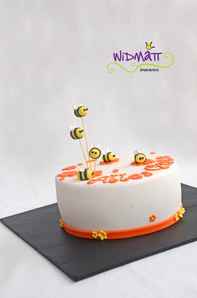 widmatt.ch Bienen Torte