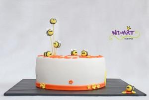 Bienen Torte 4