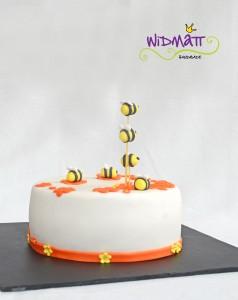 Bienen Torte 6