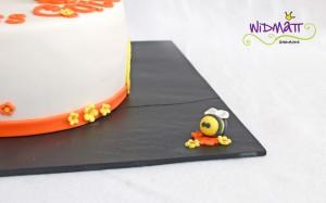 Bienen Torte 8