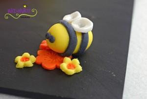 Bienen Torte 9