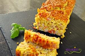 widmatt.ch Mozzarella Schinken Cake