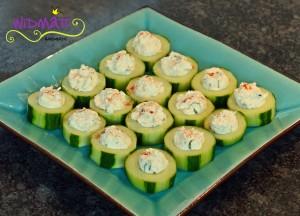 Gurkenhäppchen 1
