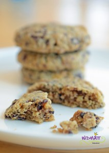 widmatt.ch Schokoladen Cookies mit Bretzeli & Schildkröten