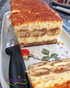 widmatt.ch Tiramisù Cheese- Cake